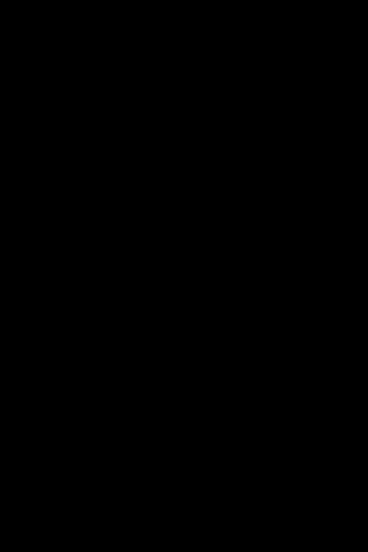 Bolso Flecos Negro